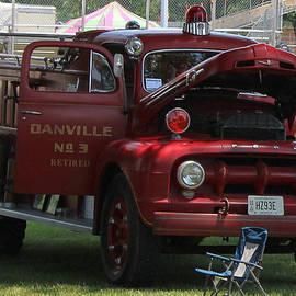 R A W M   -      Danville Fire No.3