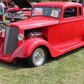 R A W M   -      1934 Dodge Coupe