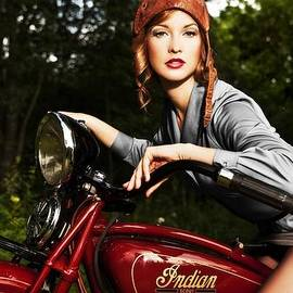 R A W M   -         Indian Motorcycle