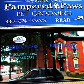 R A W M   -        Pampered Paws