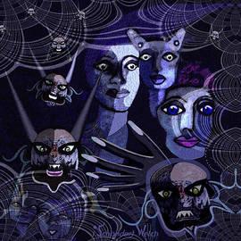 Irmgard Schoendorf Welch -  060 -  Paranoia Blues ...