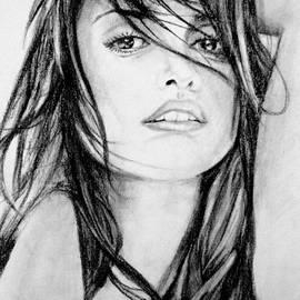 Alan Armstrong - # 13 Penelope Cruz portrait.