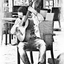 Alan Armstrong - # 6 Flamenco