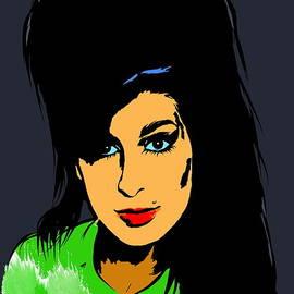 Andrzej Szczerski -  Amy  Winehouse