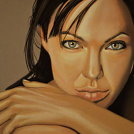 Paul  Meijering -  Angelina Jolie Voight