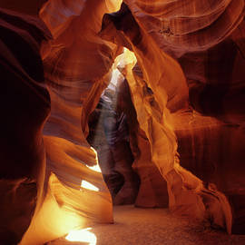 Bob Christopher -  Antelope Canyon Ray Of Hope