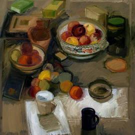 Ion Mihalache -  Apples