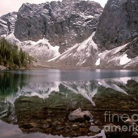 Tracy Knauer -  Blue Lake Reflection