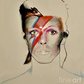 Maja Sokolowska - David Bowie