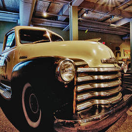 Paul Barkevich -  Chevy Truck