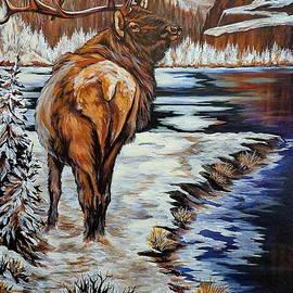 Susan Bergstrom -  Colorado Winter