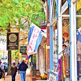 Rick Todaro -  Colorful Lambertville NJ