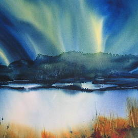 Madelaine Alter -  Dance of the Northern Lights