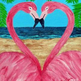 Annie Zeno -  Flamingo Love