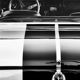 Tim Gainey -  Ford Mustang Rear Monochrome
