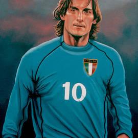 Paul Meijering -  Francesco Totti Italia