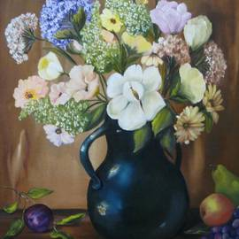 Carol Sweetwood -  Garden Bouquet