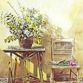 David Lloyd Glover -  Gardener