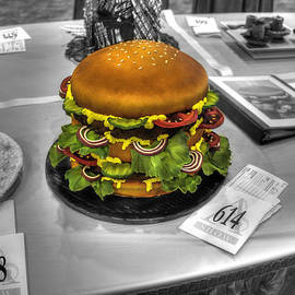 John Straton -  Grand National Wedding Cake Competition 614