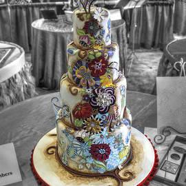 John Straton -  Grand National Wedding Cake Competition 12