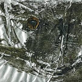 Gyotaku - Striped Bass - Striper Chase