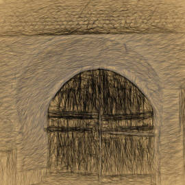 Leif Sohlman -  IMP 3 Entrance To Churchyard Of Svinnegarn