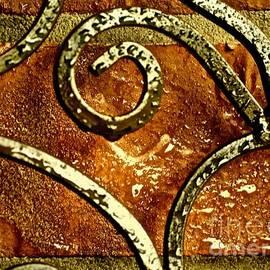 Cindy Nearing -  Iron On Brick - Detail