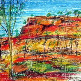 Roberto Gagliardi -  Kimberly bold cliffs Australia NT