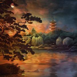 Andrzej Szczerski -  Magic of Japanese gardens.