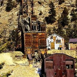 Steven Parker -  Mining Ruins