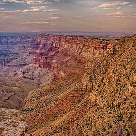 Bob and Nadine Johnston -  NAVAJO Viewpoint in Grand Canyon National Park