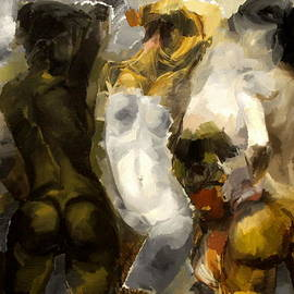 Ion Mihalache -  Nude