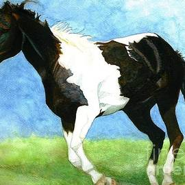 Janine Riley -  Painted horse