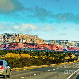 Nadine and Bob Johnston -  R89 to Sedona Arizona