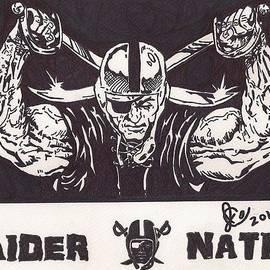 Jeremiah Colley -  Raider Nation