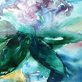 Trudi Doyle -  Rhododendron