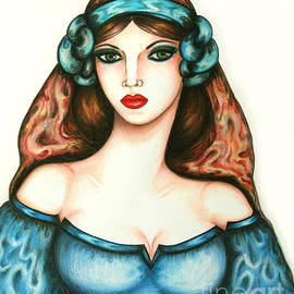 Tara  Shalton -  Roman Woman