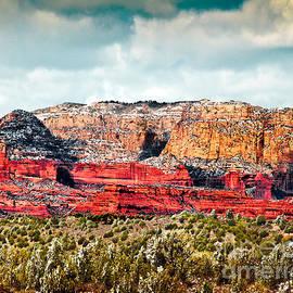 Bob and Nadine Johnston -  Secret Mountain Wilderness Sedona Arizona