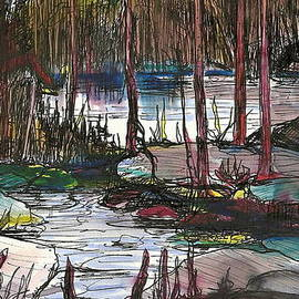 Madelaine Alter -   Study of French River