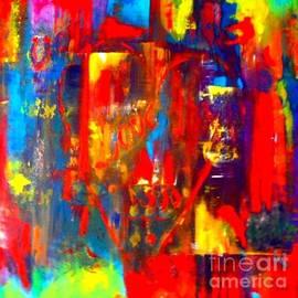 Daniela Hallgren -  the Colour of Love