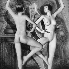 Joaquin Abella -  The Three Graces