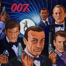 Michael Frank - 007