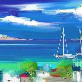 Alexis-DIGART - ALEXCO Art - 0099-Greek island 301