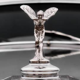 Frank J Benz - 1938 Rolls Royce Hood Ornament