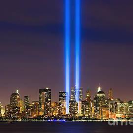 Henk Meijer Photography - 09/11 - Tribute in Light