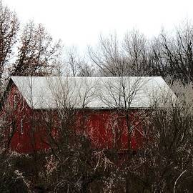 R A W M   -       Large Red Barn