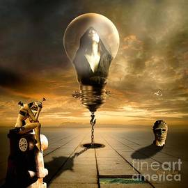 Franziskus Pfleghart -  Protected In The Light Of an Angel