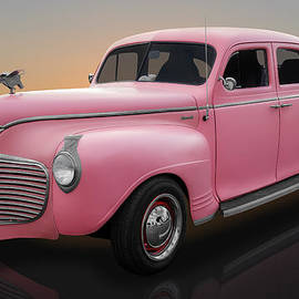 Frank J Benz - 1941 Plymouth 4 Door Sedan