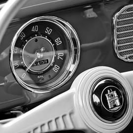 Jill Reger - 1952 Volkswagen VW Steering Wheel Emblem