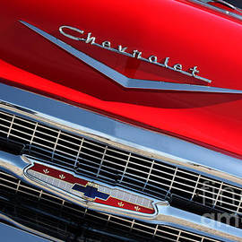 Gary Gingrich Galleries - 1957 Chevy - 210 Grill - 7828